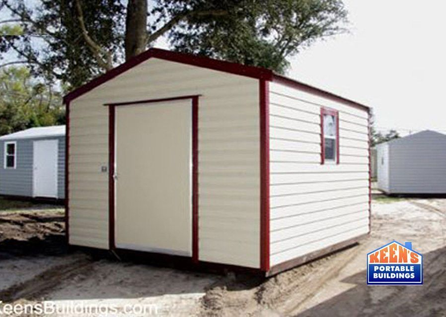 12x12 Metal Carport : Shed lapsider keen s buildings