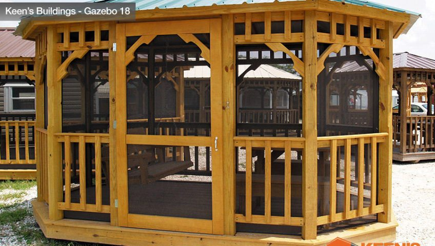 Keens-Building-Gazebo-18-8x12-with-Screen