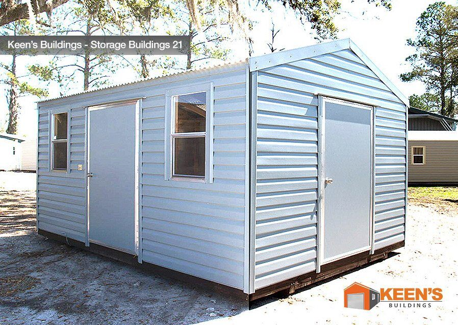 Portable Sheds Side : Storage buildings keen s