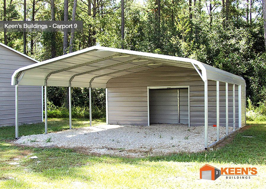 Steel Carports Keen 39 S Buildings