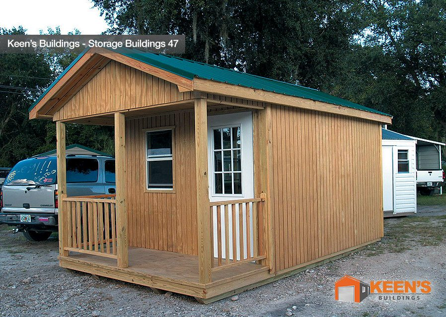 12x16 Shed With Porch 10u0027 X 18u0027 Shed With 4u0027