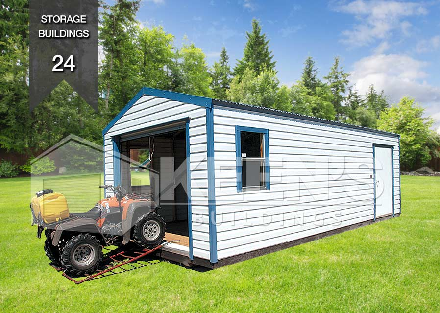 Beau Floridau0027s Top Provider Of Portable Storage Buildings.