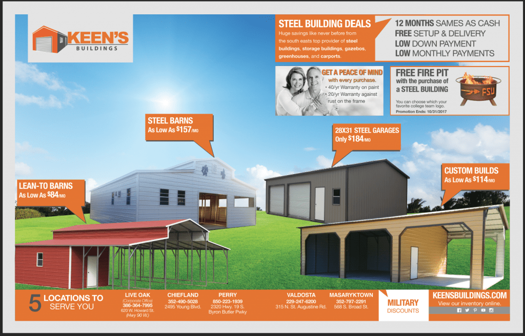 Keens-Buildings-October-Steel-Buildings-Ad