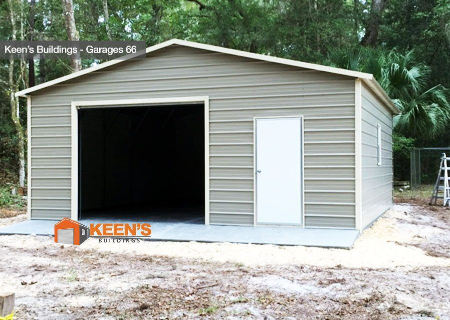 Keens-Buildings-Why-You-Need-to-Invest-in-a-Metal-Garage-Workshop-instead-of-a-Traditional-Garage