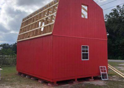 2-Story-Barn-Build-11