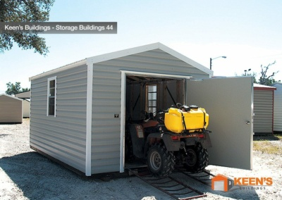 10X14 Outdoor Storage Shed